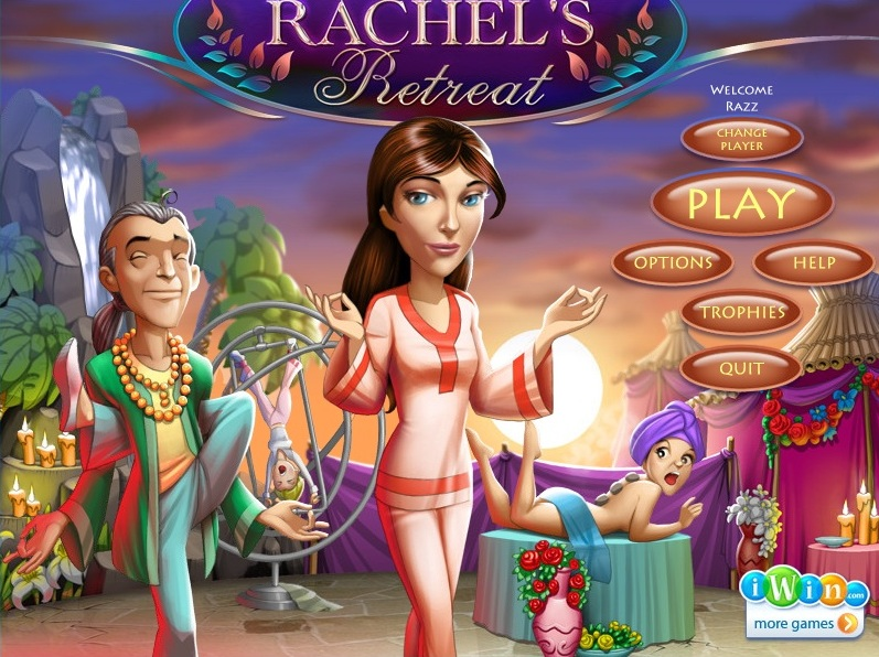 ���� Rachel's Retreat ����� �������