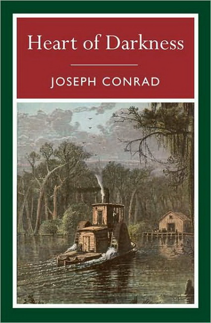 an in depth analysis of joseph conrads novel heart of darkness